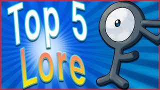 Top 5 Pieces of Pokémon Lore by HoopsandHipHop