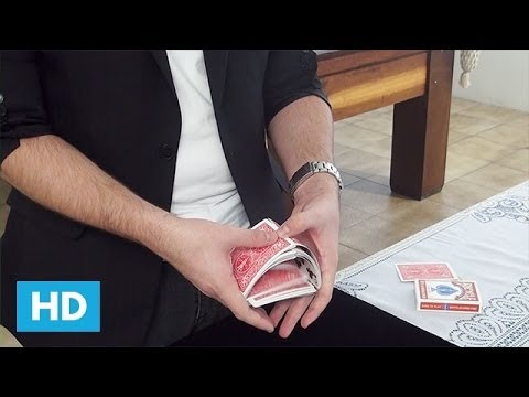 Como fazer Mágicas Grátis - Como Embaralhar as Cartas