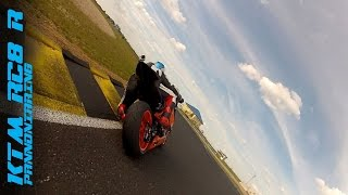 7. KTM 1190 RC8 R // Pannoniaring 2014