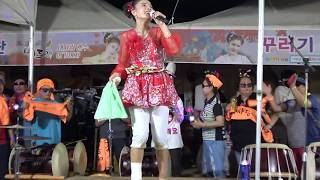 💗버드리💗 7월15일 팬카페  회원응원에 감사를 표한 야간공연-1 부여서동연꽃축제