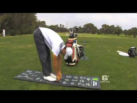 Natalie Gulbis and the G2 Fitness Golf Stretch Fitness Program — G2fit.com