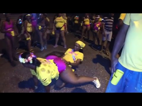 What You Should've Done Carnival Monday