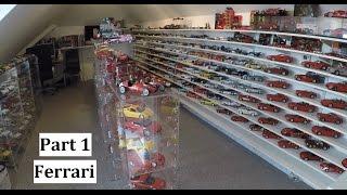 Video My Amazing 1/18 Diecast Car Collection - Part 1 - Ferrari MP3, 3GP, MP4, WEBM, AVI, FLV Juli 2018