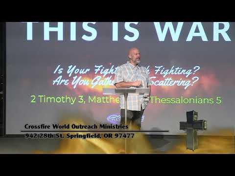 This Is War! Episode 5 - Rapture, Return, or Death?