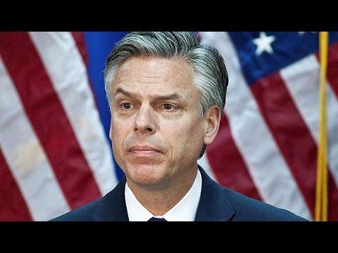 Ο Τζον Χάντσμαν νέος πρέσβης των ΗΠΑ στη Ρωσία