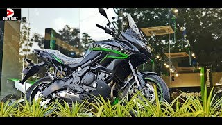 7. 2019 Kawasaki Versys 650 Walkaround Feature #Bikes@Dinos