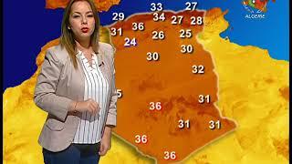 Retrouvez la météo du vendredi 11 Octobre 2019 sur Canal Algérie