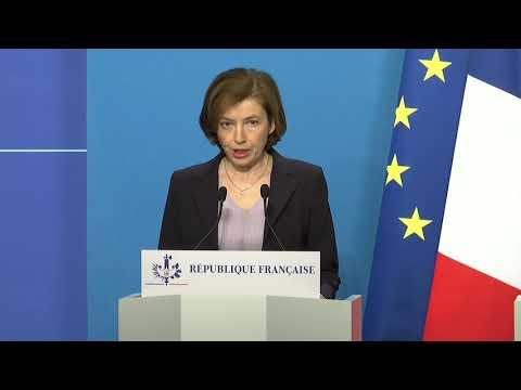 Florence Parly, Frankreichs Verteidigungsministerin:  ...