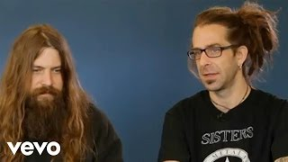 Lamb Of God - VEVO News Interview: Super Bowl Parties