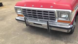 1979 F150 XLT A Classic Car Auction Houston Texas April 24,