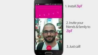 ZipT - Just Call