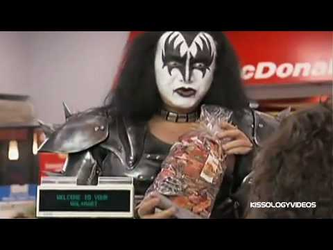What if Kiss worked at Walmart?