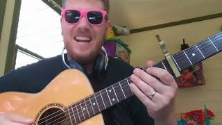 Download Lagu Dear Hate - Maren Morris, Vince Gill // easy guitar tutorial Mp3
