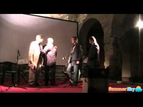 Ischia Film Festival - Parliamo di Cinema con Jaroslaw Szmidt e il giornalista Franco Bucarelli