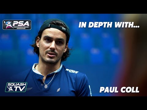 Squash: In Depth with...  Paul Coll