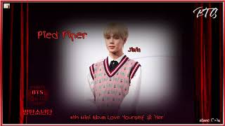 BTS (방탄소년단) – Pied Piper k-pop [german Sub] 5th Mini Album Love Yourself 承 'Her'