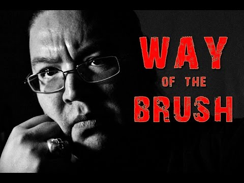 Way of the Brush ep 192 - Even my moustache gets Sunday off