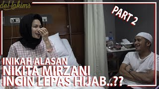 Download Video Inikah Alasan Nikita Mirzani Ingin Lepas Hijab..??  Part 2 | Nyawa Islam MP3 3GP MP4