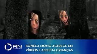 Boneca momo aparece em vídeos infantis e repassa mensagens violentas