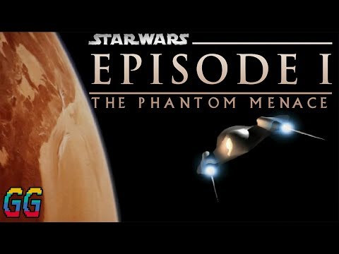 PC Star Wars Episode 1 The Phantom Menace 1999 PLAYTHROUGH
