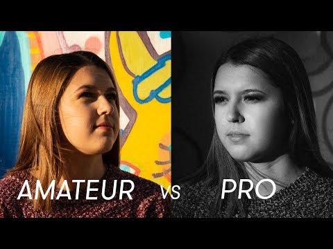 PHOTO CHALLENGE - Amateur vs. Pro   Photography Tips