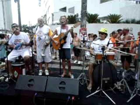 Banda Segura no Bagre 2011 - Santos - SP