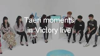 Short video of Taeyong and Yeri moments in Victory live ep.1 . Don't take it seriously, i made this because i love seeing Taeyong ...