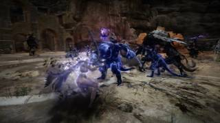Видео к игре Black Desert из публикации: Геймплейный трейлер Dark Knight в преддверии релиза на корейских серверах Black Desert