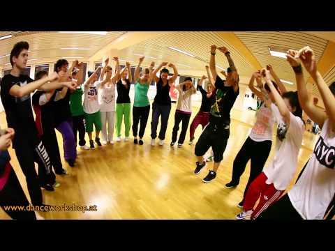 Dancehall Andrey Boyko   DANCEworkshop (видео)