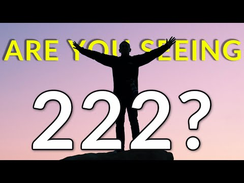 Angel Number 222 | ANSWER THE CALL