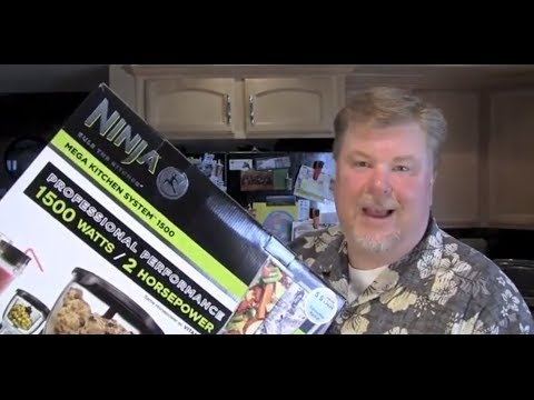 Ninja Mega Kitchen System Blender – Product Review