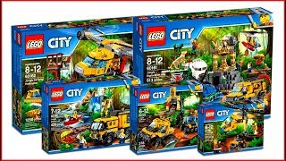 Nonton Compilation All Lego City Jungle 2017   Speed Build Film Subtitle Indonesia Streaming Movie Download