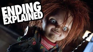 Video CULT OF CHUCKY (2017) Ending Explained + Review MP3, 3GP, MP4, WEBM, AVI, FLV Juni 2018