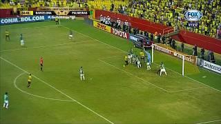 Resumen - Barcelona vs Palmeiras - Copa Libertadores 2017 - Octavos de final