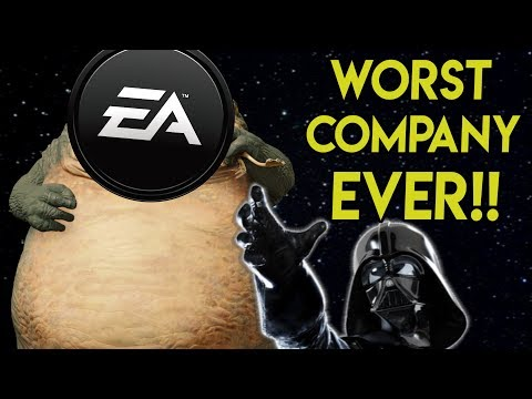 EA Proves They're The WORST Company In America... AGAIN!! (Battlefront 2 Controversy) (видео)