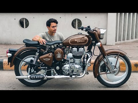 2014 Electra To Painted Kabir Singh Bullet - Its Perfection !