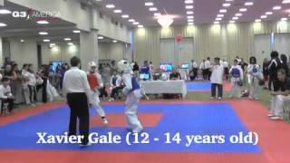 G3 America Martial Arts Team at USAT Florida State National TaeKwonDo Qualifiers