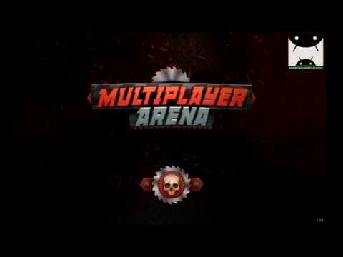 Multiplayer Arena Android Gameplay (by Atomgames)