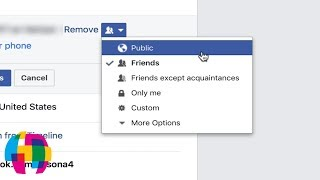 How to hide personal information on Facebook such as contact info and work history.Tutorial on managing Facebook privacy settings:http://ansonalex.com/tutorials/facebook-privacy-settings-tutorial/Text version of how to hide info on Facebook:http://ansonalex.com/tutorials/how-to-hide-personal-information-on-facebook-timeline-profiles-video/Published by Anson Alexander from http://AnsonAlex.com.