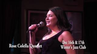 JAZZ THIS WEEK!!! Episode 034 - Winter's Jazz Club, Green Mill, Jazz Showcase and more