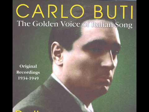 """Capri nelle canzoni: """" Malinconia di Capri"""" cantata da Carlo Buti nel 1949 (Audio)"""