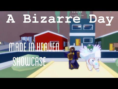 A Bizarre Day Made In Heaven (Showcase)