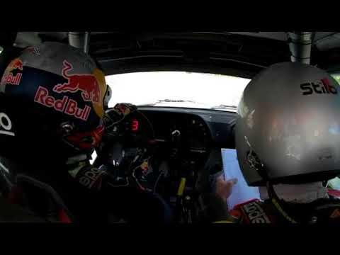 ONBOARD Sébastien Loeb - SS10 Rallye du Chablais - Peugeot 306 Maxi Kit Car