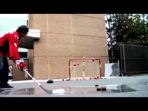 Crazy Hockey Stick Tricks With NHL Players