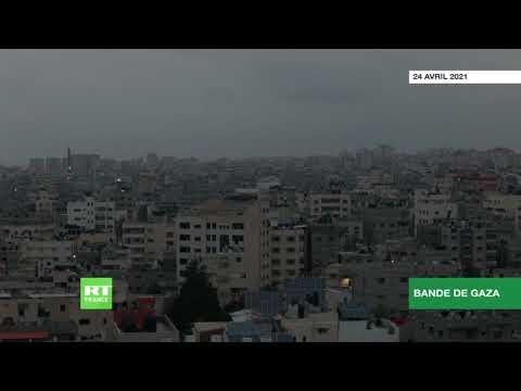 Tsahal a riposté à des tirs de roquettes effectués depuis l'enclave palestinienne de Gaza en bombardant des installations du Hamas.