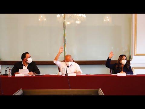 Cabildo H. Ayuntamiento de Tlalnepantla de Baz 22 septiembre 2021