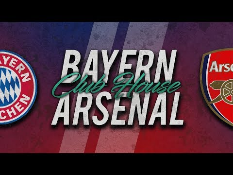 🔴 DIRECT / LIVE : BAYERN MUNICH - ARSENAL // Club House