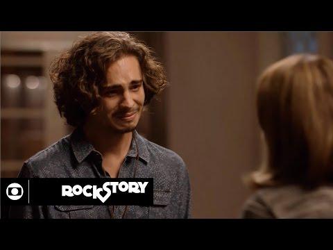 Rock Story: capítulo 123 da novela, sábado, 1 de abril, na Globo
