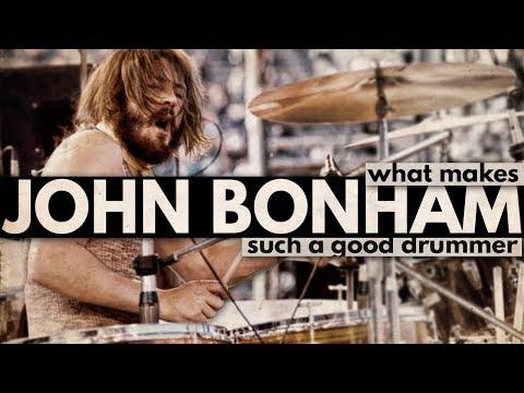 The Drummer John Bonham