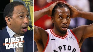 Video Nick Nurse disrupted Kawhi's flow, late timeout cost the Raptors in Game 5 - Stephen A. | First Take MP3, 3GP, MP4, WEBM, AVI, FLV September 2019